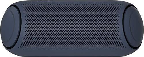 LG XBOOM Go PL7 - Altavoz Bluetooth de 30W de Potencia con Sonido Meridian, autonomía 24 Horas, Bluetooth 5.0