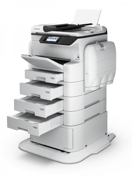 Impresora para empresas Epson WF-C869RD3TWFC