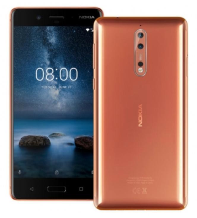 Nokia 8 Dual SIM 4G 64GB