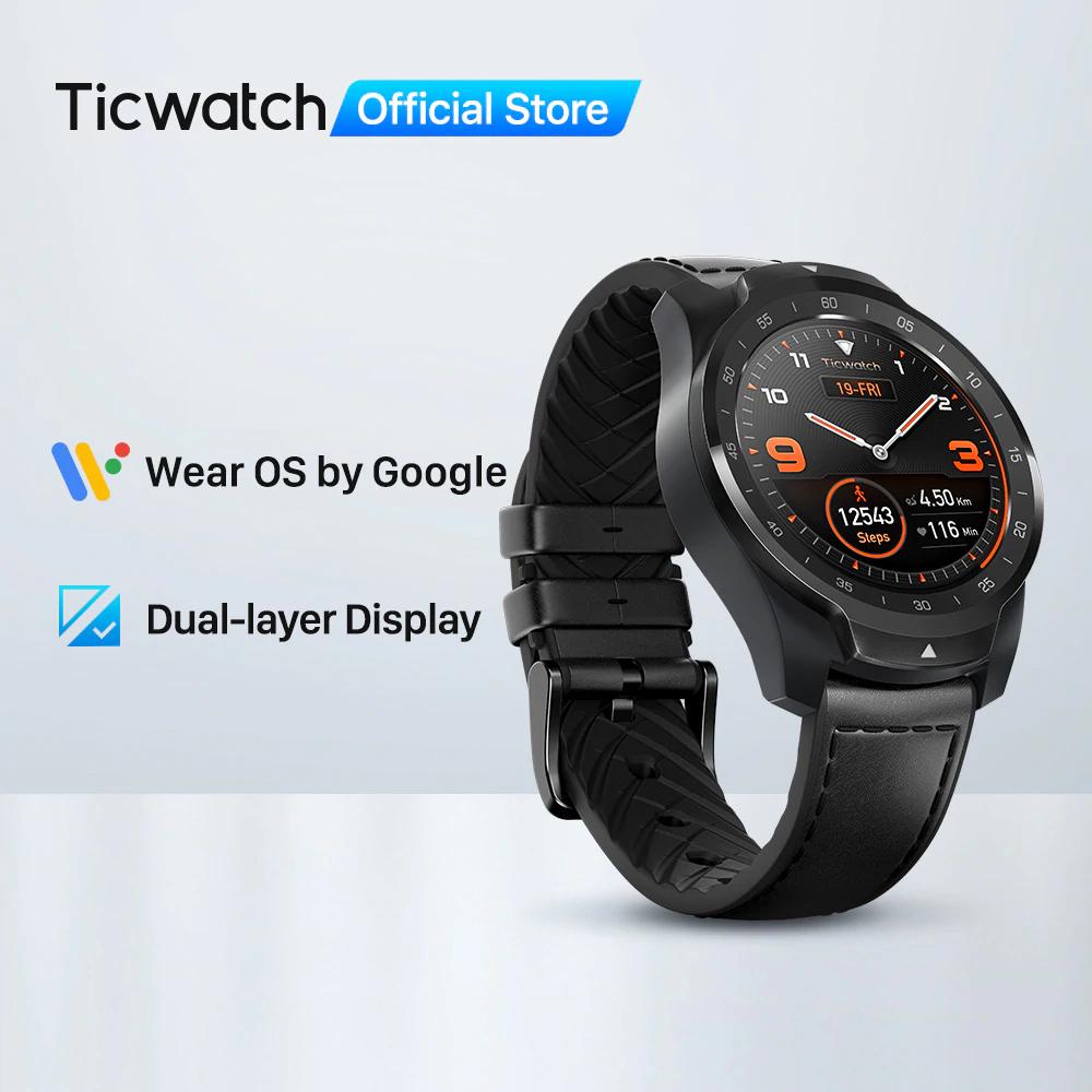 Ticwatch Pro renovado con descuento vendedor