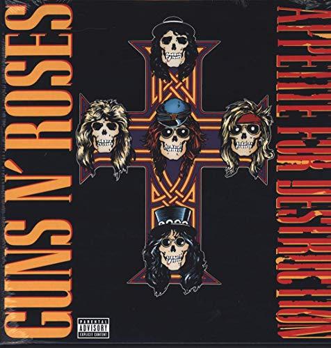 Guns N' Roses - Appetite for Destruction (Vinilo)