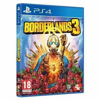 Borderlands 3 por 8,99€ (8,49€ socios) . Recogida gratis en tienda