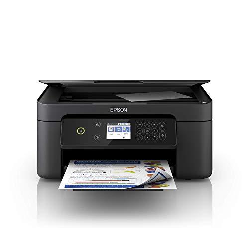 Epson Expression Premium XP-4100 - Impresora multifunción 3 en 1 (impresora, escáner, fotocopiadora, Wi-Fi, dúplex, cartuchos individuales)
