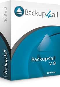 Backup4all Standard [licencia de por vida, v7.5]