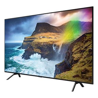 "Samsung TV QLED 4K 55"" Q70R"