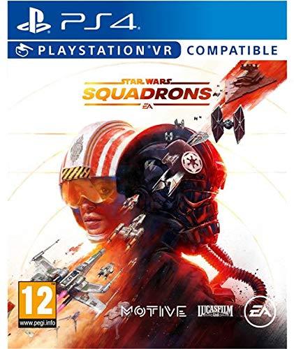 PS4, XBOX ONE, PC: STAR WARS: Squadrons (juego físico) por sólo 22,49€