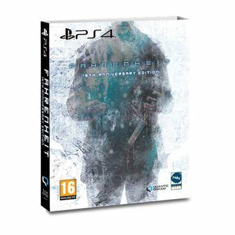 Fahrenheit 25 aniversario PS4