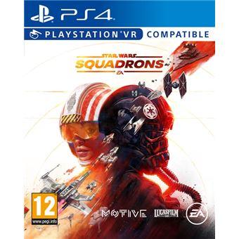 Star Wars Squadrons [PS4 / XBOX One / PC] (Formato físico, salvo para PC)