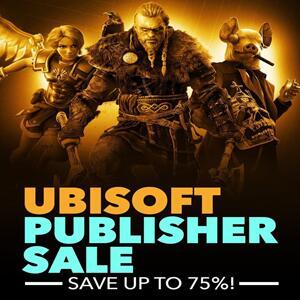 Epic Games :: Ofertas de Ubisoft hasta un 75%