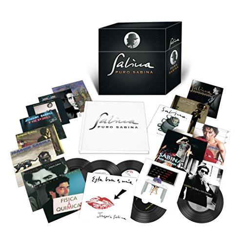 Puro Sabina (Caja Especial con 19 CDs)