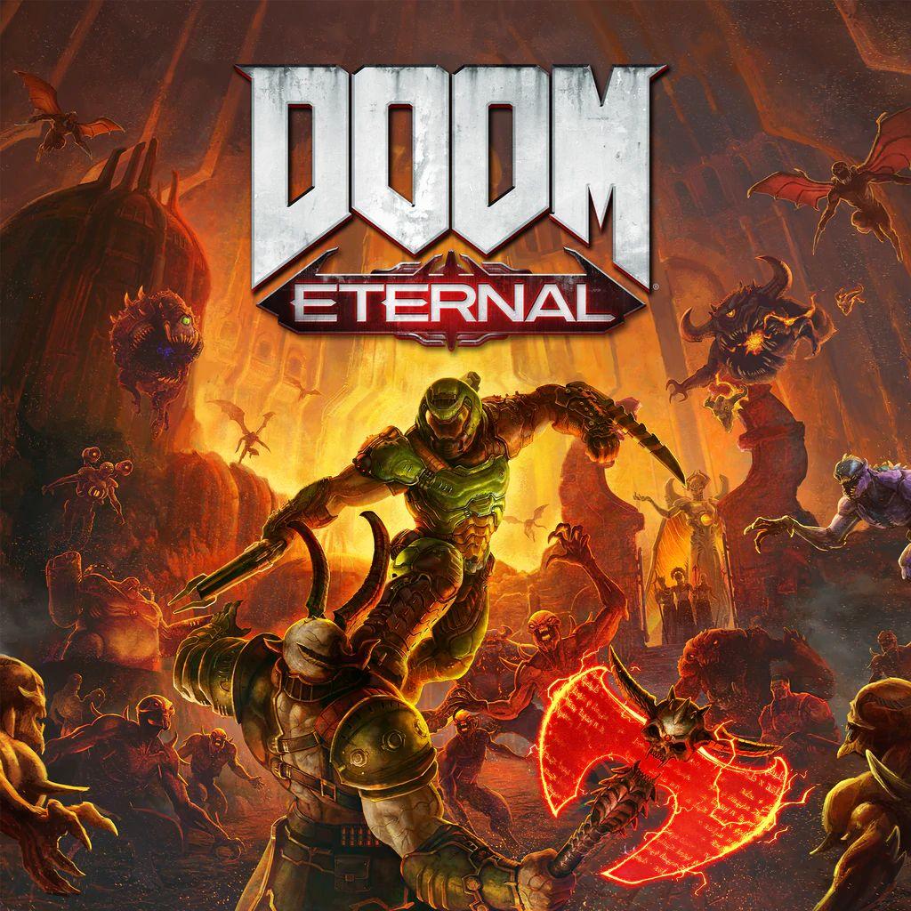 Doom Eternal (PS4/Xbox One/PC)