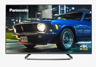 "TV LED 58"" - Panasonic TX-58HX830E, UHD 4K, 3840 x 2160 píxeles, HCX, 3 HDMI, 2 USB, Ethernet, RCA, A+, Gris"