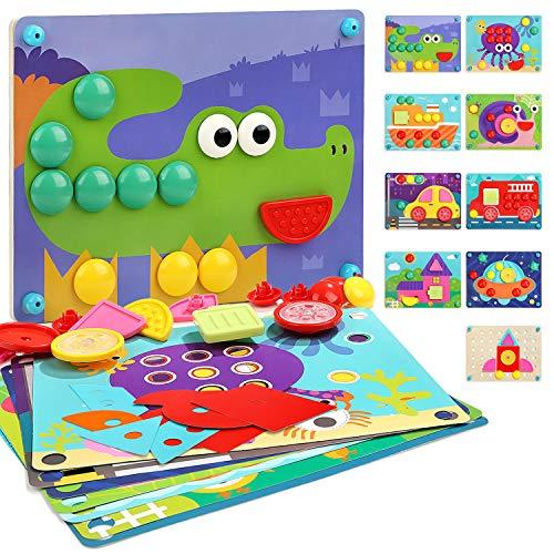 Puzzle Infantil 8 en 1