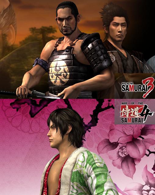 PC (GOG): Saga Way of the Samurai con 90% de descuento. Way of the Samurai 3 por 1,99€ y 4 por 2,09€