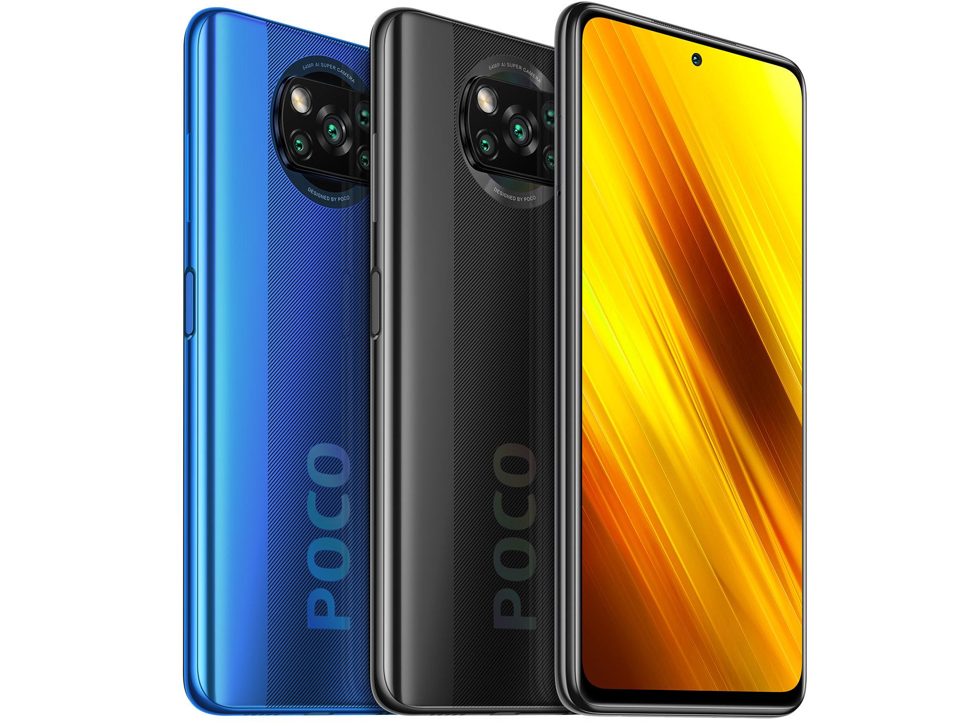 Xiaomi POCO X3 6/128 por solo 179€
