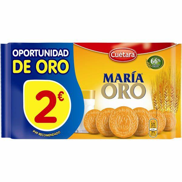 Galletas María Oro Cuetara