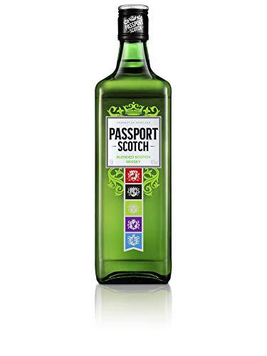 Whisky Blended Scotch Passport 70 cl