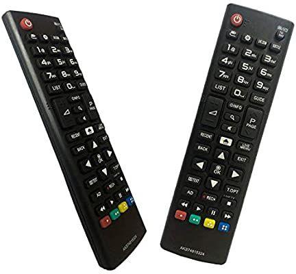 Mando LG AKB74915324 Mando a Distancia para LG Smart TV