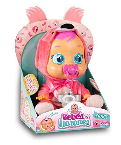 Bebé llorón Fancy