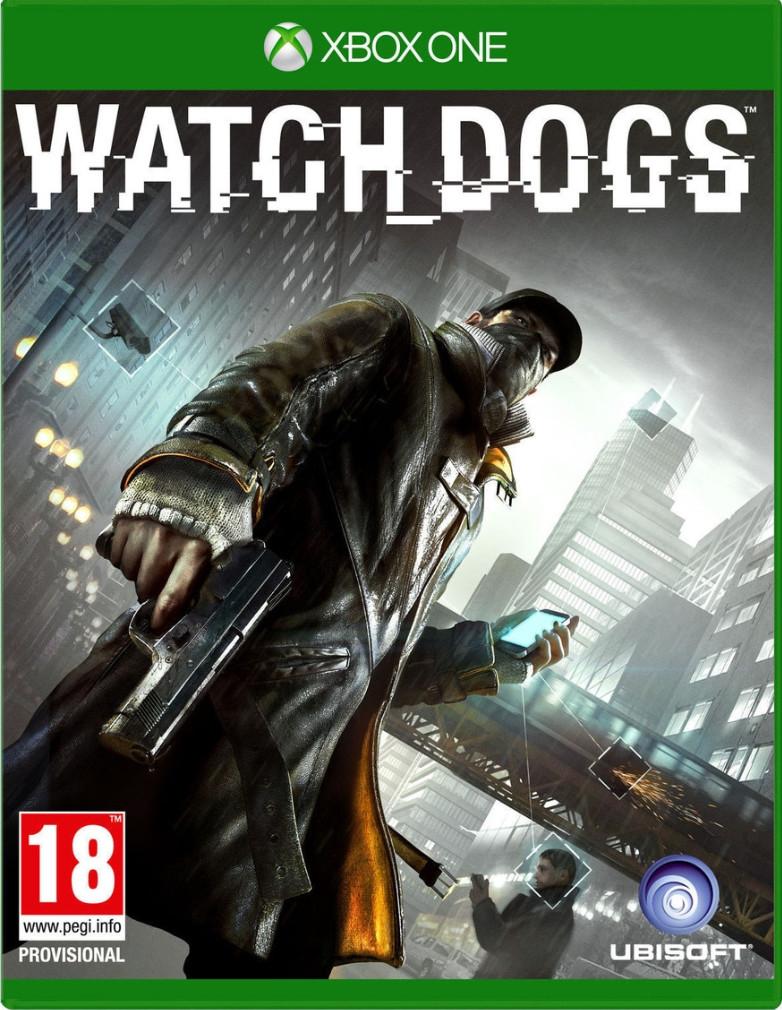 Watch Dogs para Xbox One (juego físico)