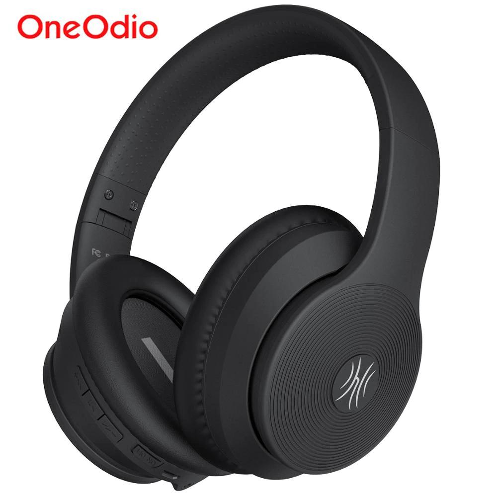Auriculares OneOdio A40 Bluetooth + Cable y cancelación de ruido