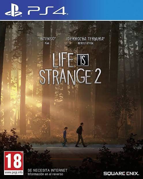 Life is Strange 2 (PS4 Físico)