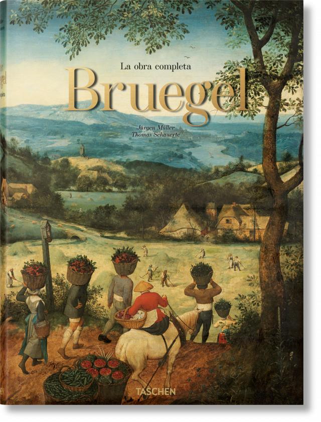 Libro TASCHEN: BRUEGEL XXL (Oferta al 50%)