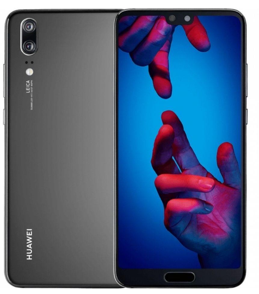 Huawei P20 Dual Sim 128GB Black EU , sólo 3uds.