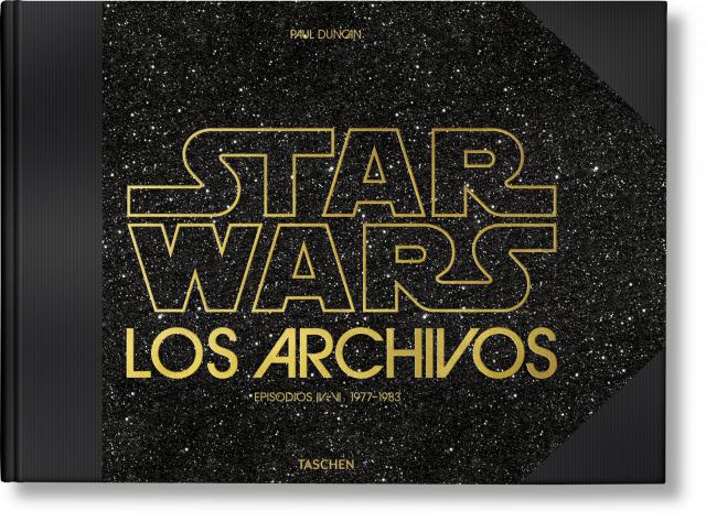 Libro de STAR WARS XXL (primera trilogia) al 40% de descuento.
