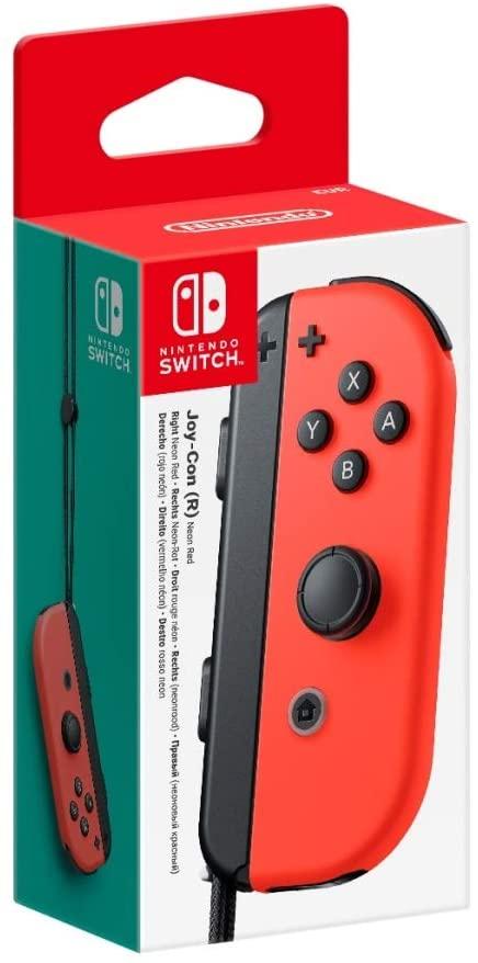 Mando Joy-Con Derecho Rojo Nintendo Switch