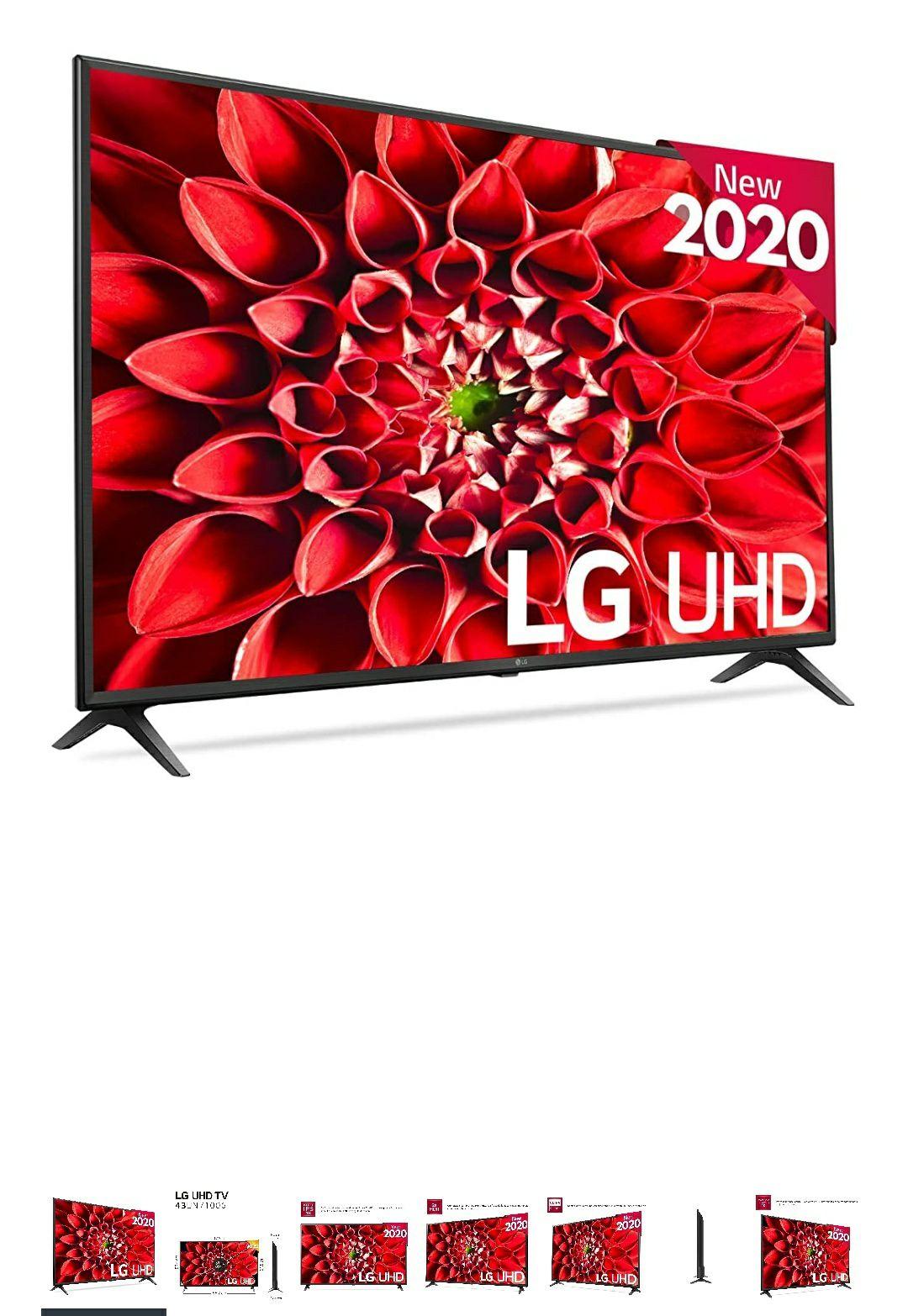 "LG 43UN7100 - Smart TV 4K UHD 108 cm (43"") Posible minimo"