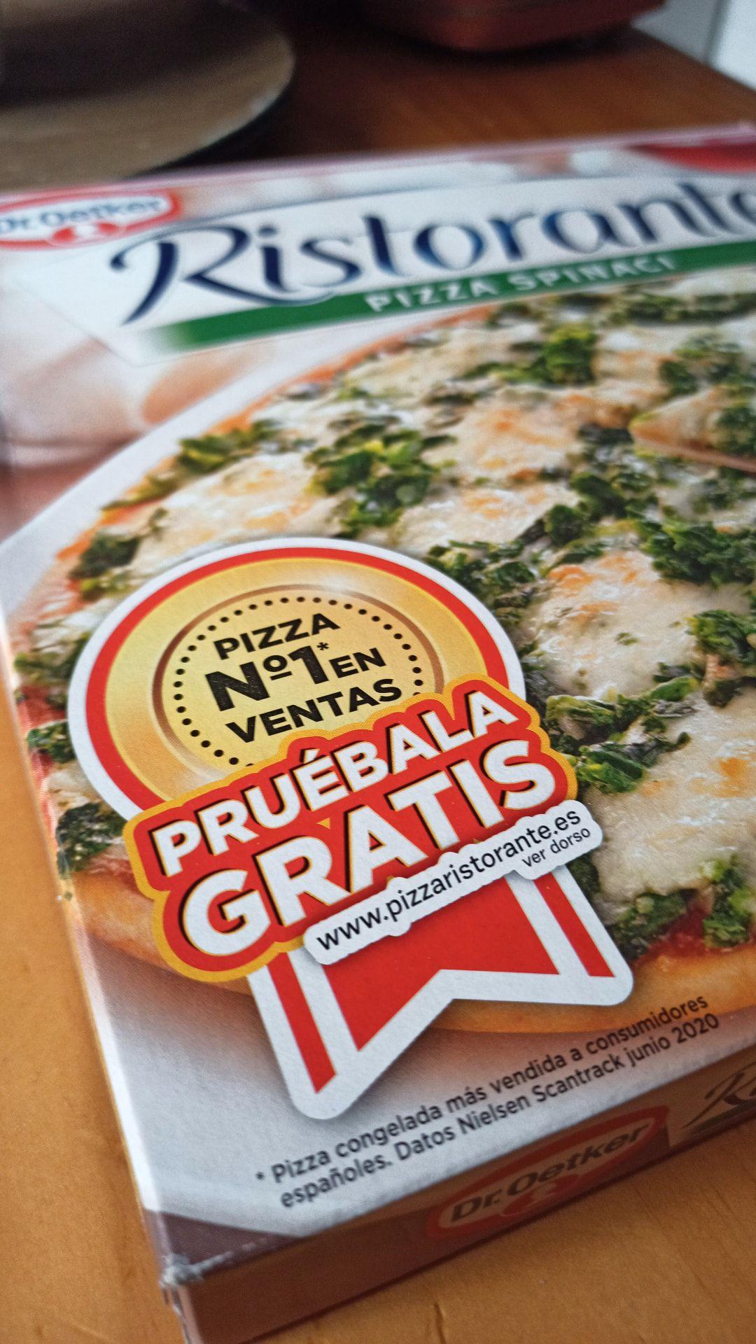 Pizza GRATIS + 1€ de reembolso en TIENDEO