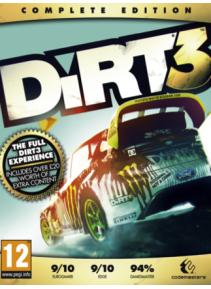 Dirt 3 Edición Completa