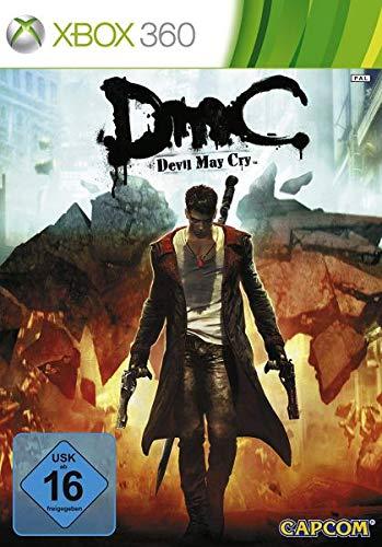 Videojuego DmC - Devil May Cry XBOX 360 [Importación Alemana]