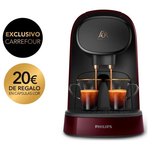 Cafetera Philips L´Or Barista System (20€ en café gratis) para Cápsulas L'Or y Nespresso