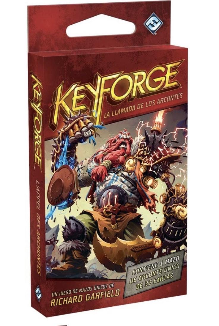 Cartas Key Forge Fantasy Flight