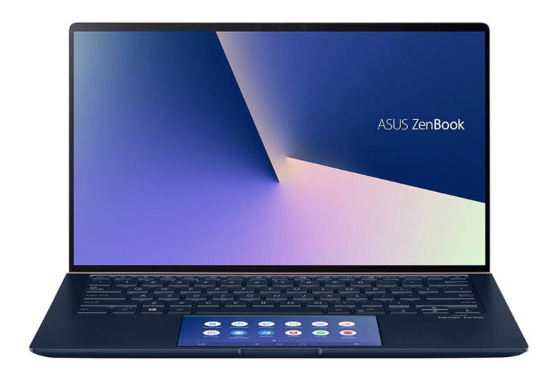 Portátil ASUS ZenBook 14 UX434FAC-A5144T, i7, 16 GB, 512 GB SSD + 32 GB Optane