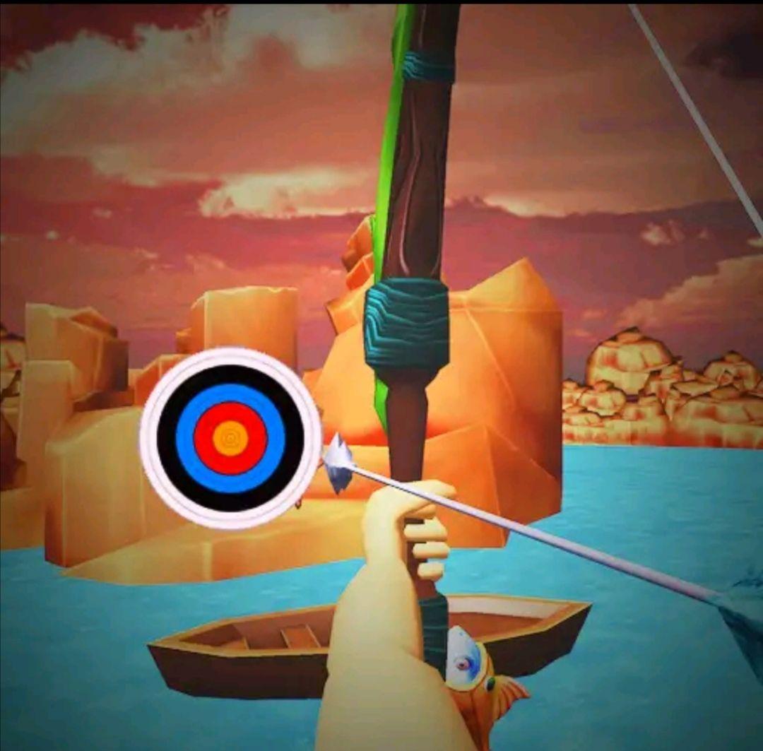 Archery hero