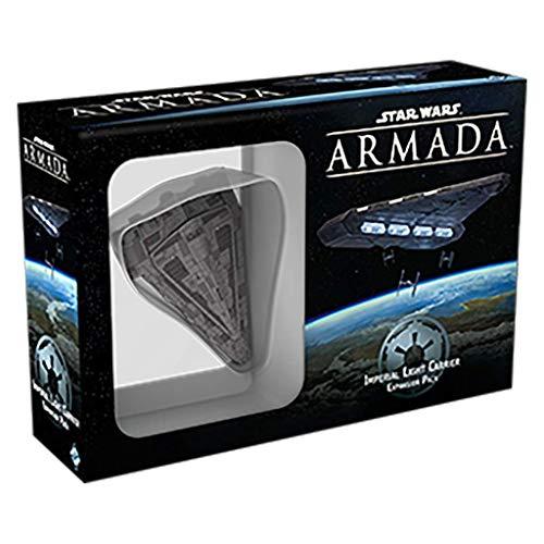Fantasy Flight Games Star Wars Armada: Portacazas ligero Imperial-Español