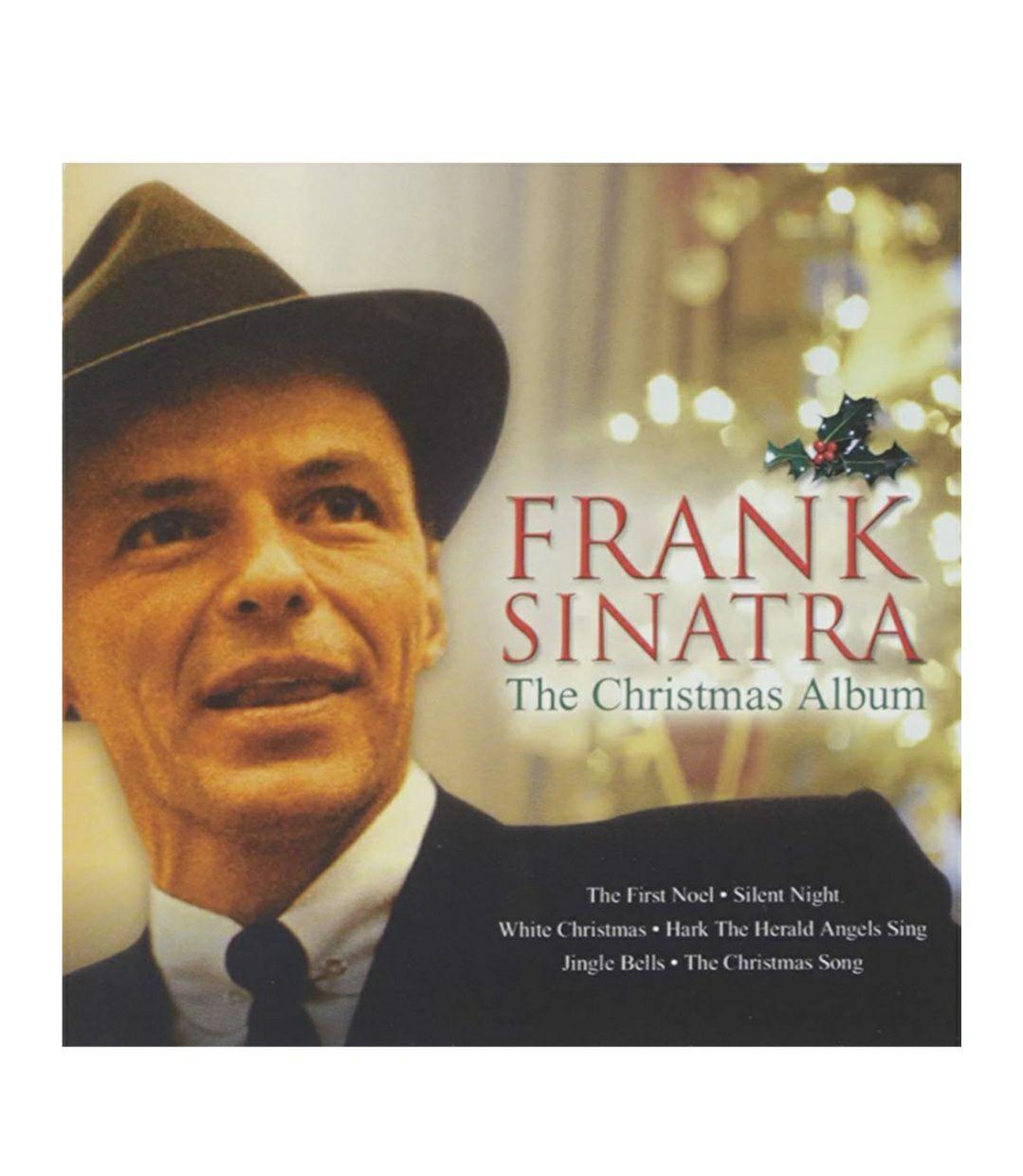 sinatra christmas album (CD audio)