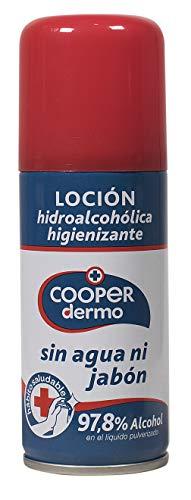 LOCIÓN HIDROALCOHÓLICA HIGIENIZANTE Spray 100ML