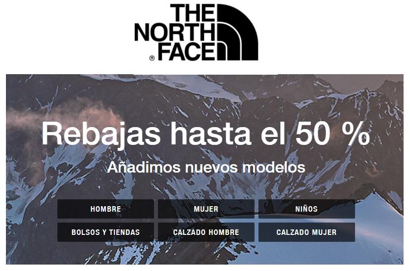 Rebajas The North Face