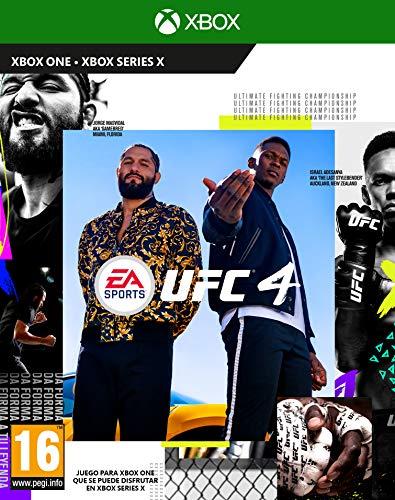 UFC 4 para Xbox One o PS4 por 34,19€ en Amazon