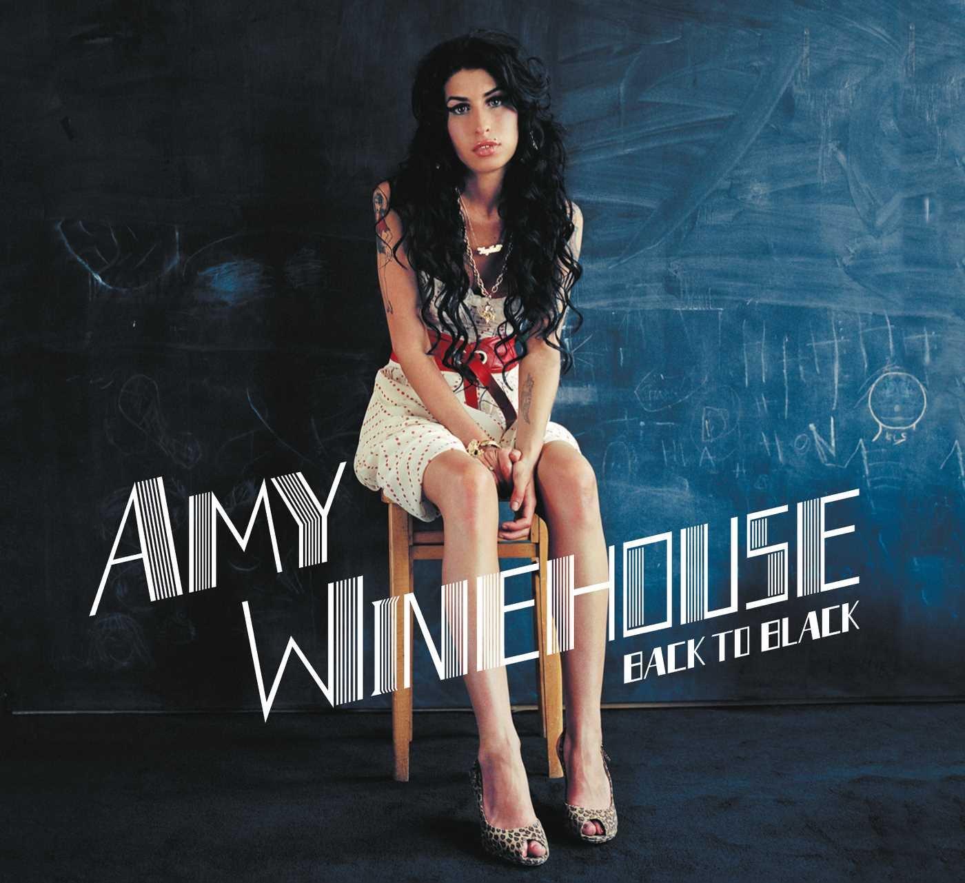 Amy Winehouse - Back to Black (LP-VINILO)