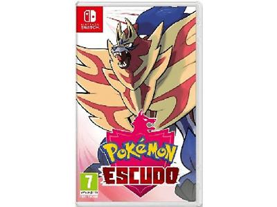 Pokemon Escudo [Nintendo Switch] (Formato físico)