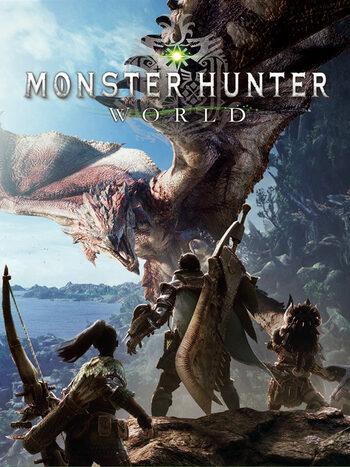 Monster Hunter World KEY para STEAM - Europa