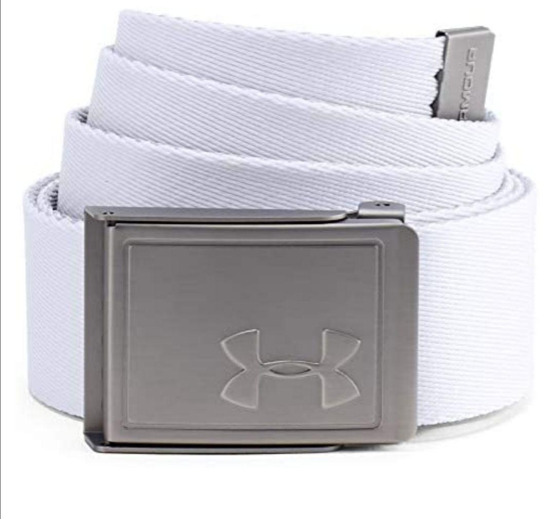 Under Armour Ua Men's Webbing 2.0 Belt cinturón para hombre