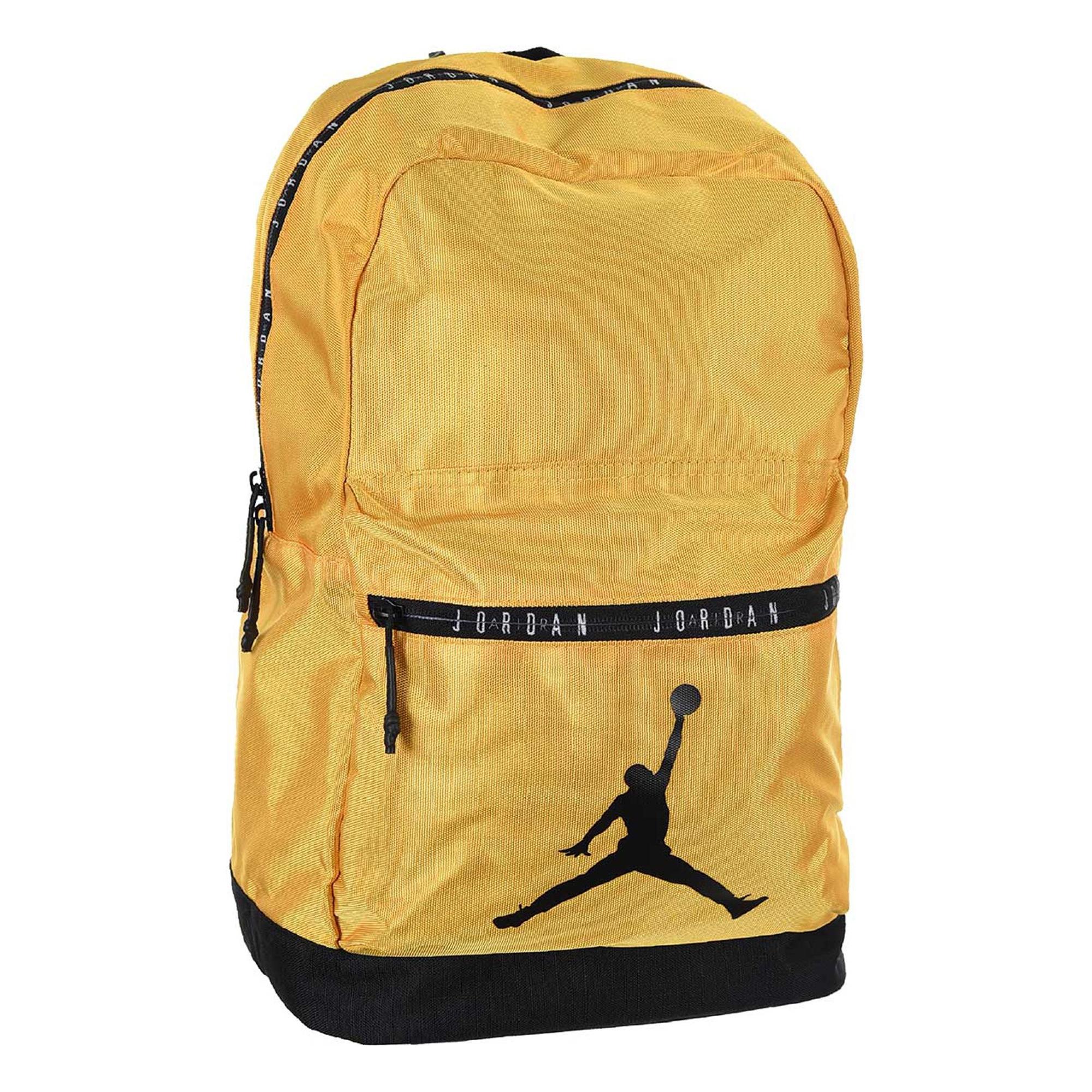Mochila Jordan Classic Backpack amarilla/negra - Privalia