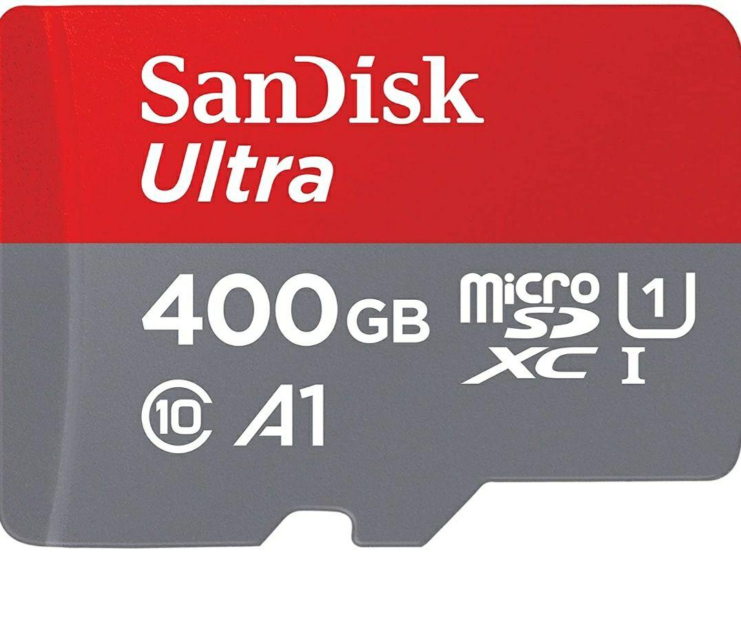 Sandisk Ultra 400GB MicroSDXC