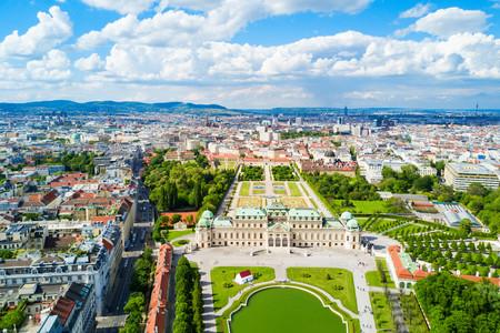Vuelos a Viena en Semana Santa por 68€ i/v